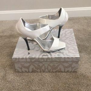 White Sandals/Heels